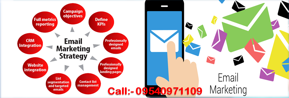 Ansh Media Email Marketing Service inm Delhi NCR
